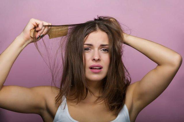 Что за сбой в организме если кожа на теле сухая и выпадение волос