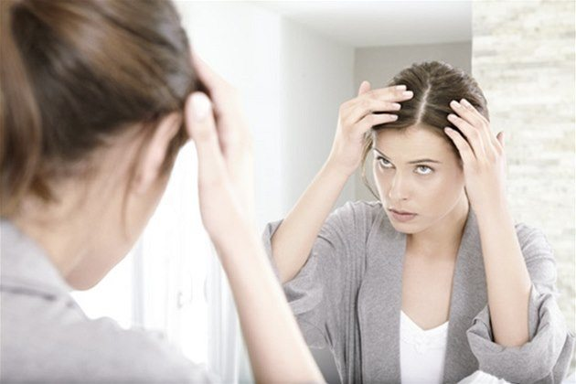 Сильный зуд головы но перхоти нет выпадение волос