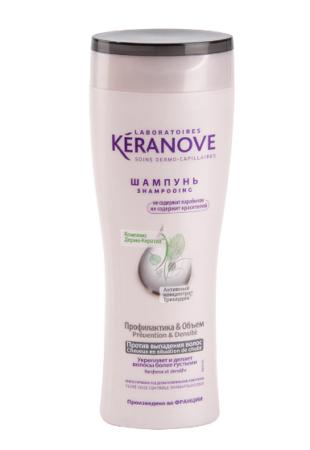Шампунь Keranove против выпадения волос