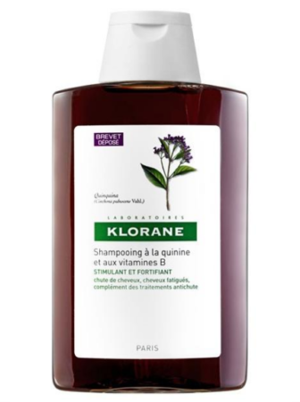 Укрепляющий шампунь Klorane