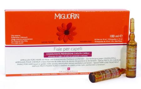 Ампулы для лечения волос Migliorin от Vivasan