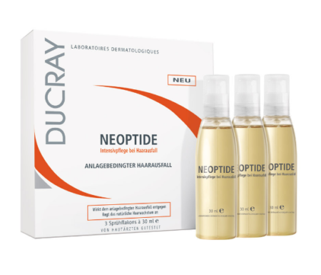 Стимулирующий лосьон Neoptide от DUCRAY