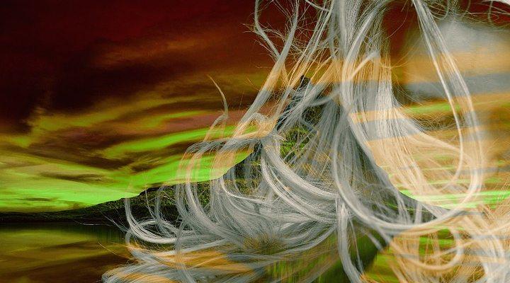 Стрижки для волос средней длины без потери длины