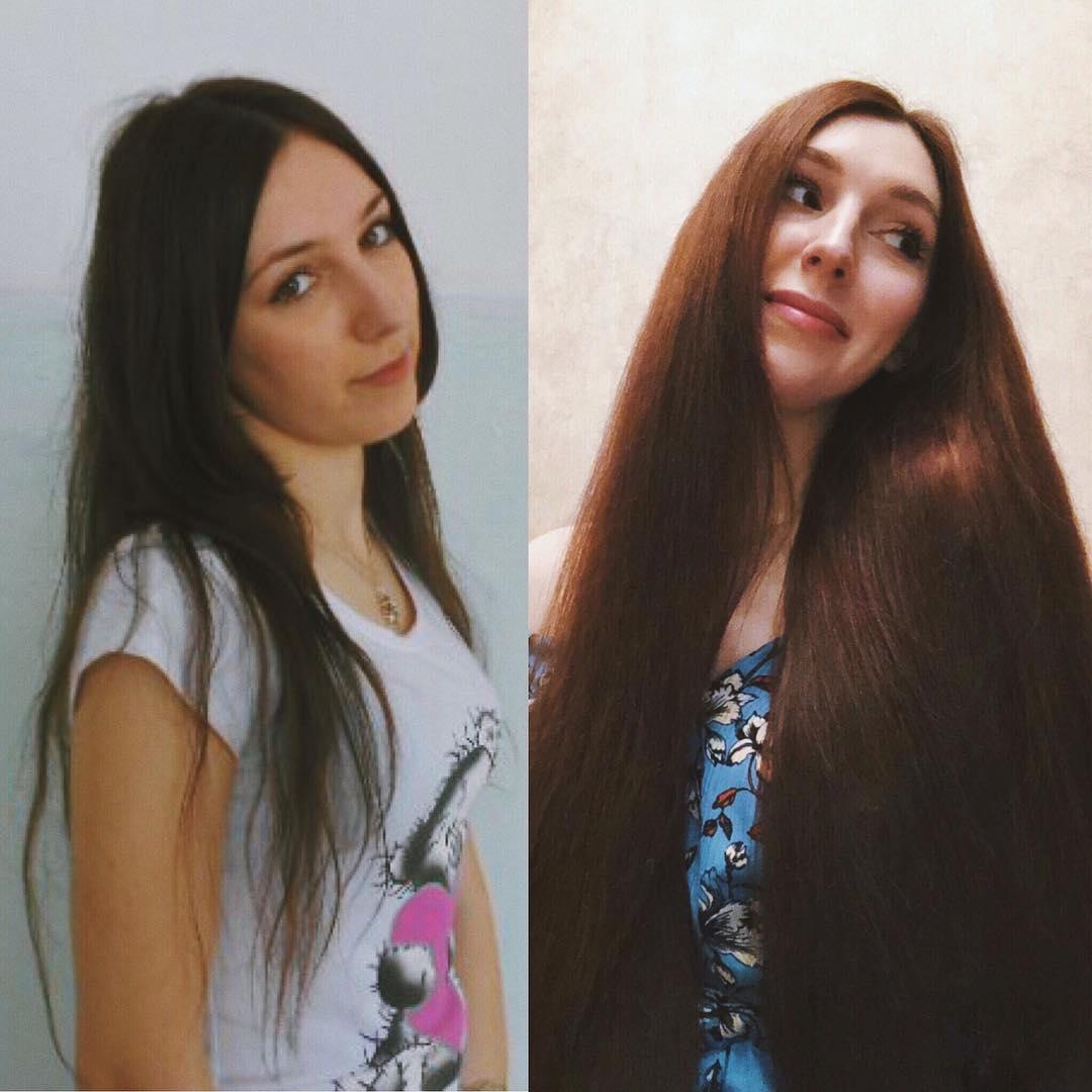 ШОККОНТЕНТ или «нет ничего невозможного»  Норм фото (справа) и фееричное фото слева  ...
