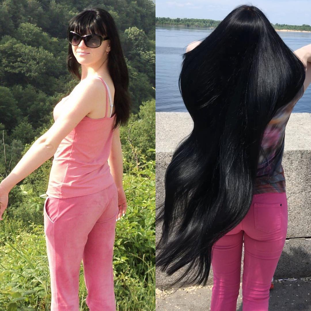 Бальзам для волос: У меня появилось новое средство для ускорения роста волос и питания кожи головы. Здор...