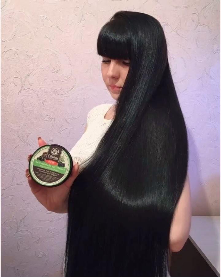 Корни волос: Вчера познакомилась с замечательной маской «Palmy» из Таиланда для тёмных волос от   ...